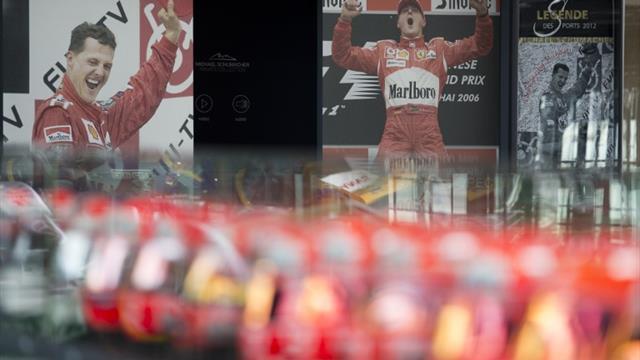 Stadt Modena gratuliert Schumacher zum Geburtstag