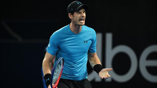 Is the end approaching for Andy Murray?