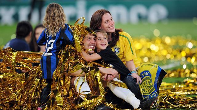 """Julio Cesar: """"Sento ancora addosso i colori nerazzurri. Triplete con l'Inter momento unico"""""""
