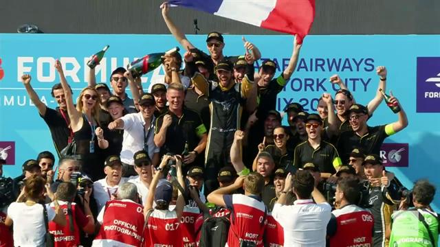Fórmula E: Los mejores momentos del 2018
