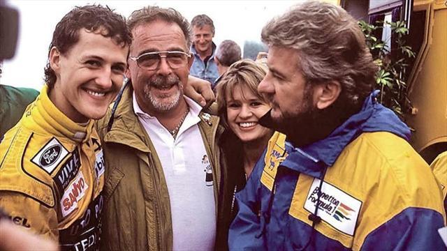 10 cose che forse non sapete sulla carriera di Michael Schumacher