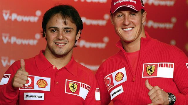 Frühere Teamkollegen würdigen Schumacher zum 50. Geburtstag
