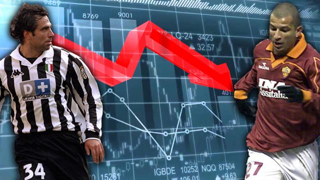 Da Esnaider a Fabio Junior, da Anderson a Shaqiri: i 10 peggiori acquisti del mercato di gennaio