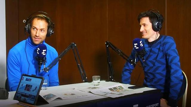 Weitenjagd - Vodcast mit Hannawald und Schmitt #2: So gewinnt Eisenbichler die Tournee
