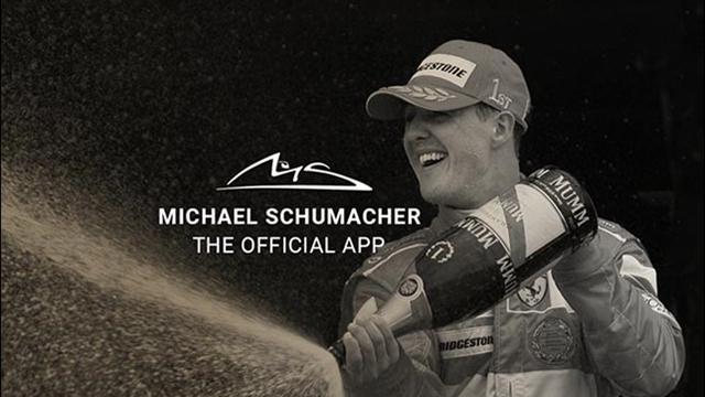 К 50-летию Шумахера запустили мобильное приложение – оно напоминает виртуальный музей