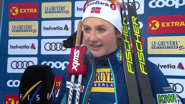 Oestberg: Victory was mentally and physically draining