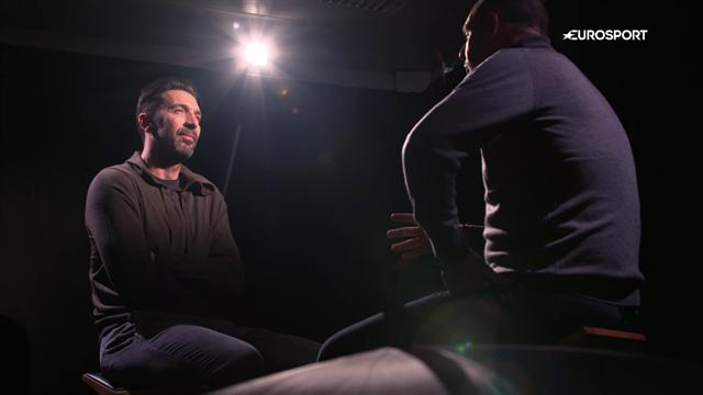 Gianluigi Buffon si racconta ad Alain Boghossian e a Eurosport: l'intervista completa