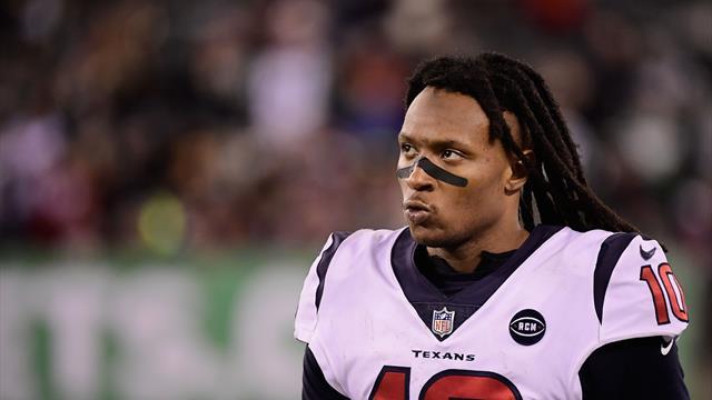 Getötetes Mädchen: NFL-Star Hopkins spendet Spielprämie an Familie