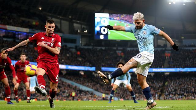 Premier League: Campionatul e relansat de victoria lui City din derby-ul cu Liverpool