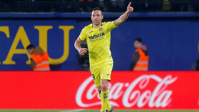 Villarreal's Cazorla stuns Real Madrid with double to snatch draw