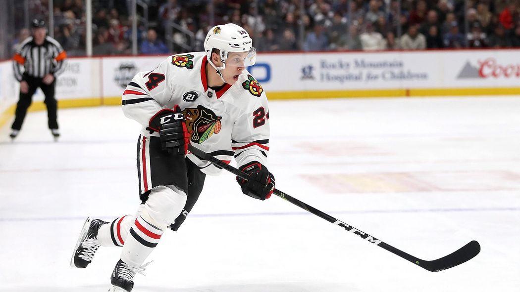 100% authentic 8849a 0b346 NHL: Trotz Dominik Kahun-Treffer: Tom Kühnhackls New York ...