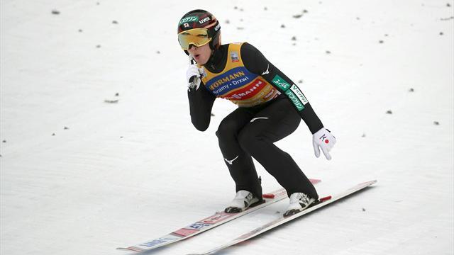 Vierschanzentournee | Kobayashi wint ook Innsbruck
