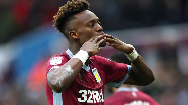 Abraham rejects Wolves to stay at Aston Villa