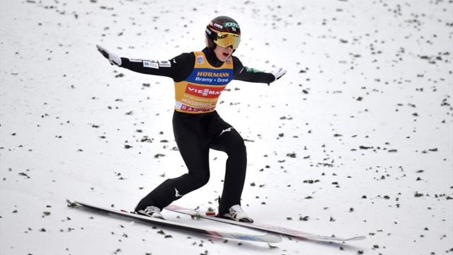 Ryoyu Kobayashi refrenda en Innsbruck su absoluto dominio
