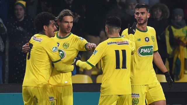 Nantes tranquille premier qualifié