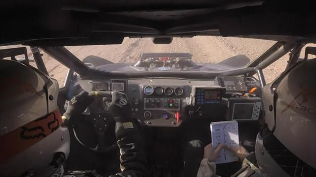 Africa Eco Race Image of the Day: Stunning onboard footage