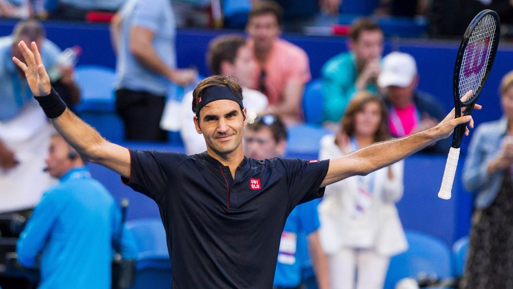 Tennis News Roger Federer Win Cancelled Out By Angelique Kerber In