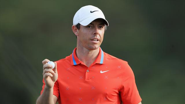 McIlroy three off lead in Tournament of Champions