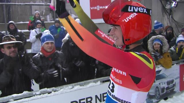 Germany's Taubitz wins in Koenigsee