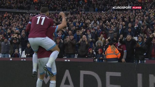 Highlights: West Ham vandt knebent over Birmingham i FA Cuppen