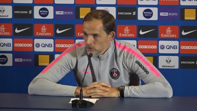 """Tuchel sur Rabiot : """"La situation est compliquée mais il doit rester professionnel"""""""