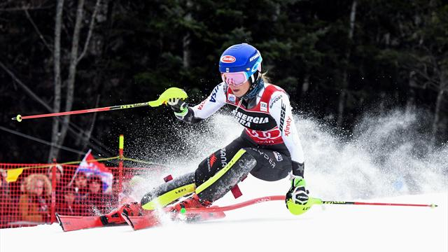 Perfect Shiffrin continues assault on skiing records