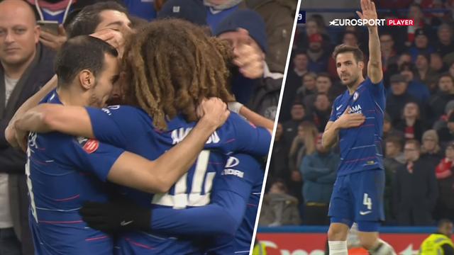 Highlights: 2x assists af 18-årige Hudson-Odoi i Chelsea-sejr over Nottingham Forest