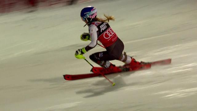 Shiffrin dominates to win World Cup slalom in Zagreb