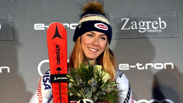 Shiffrin toujours intouchable