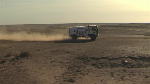 Africa Eco Race Image of the Day: Special footage from the race