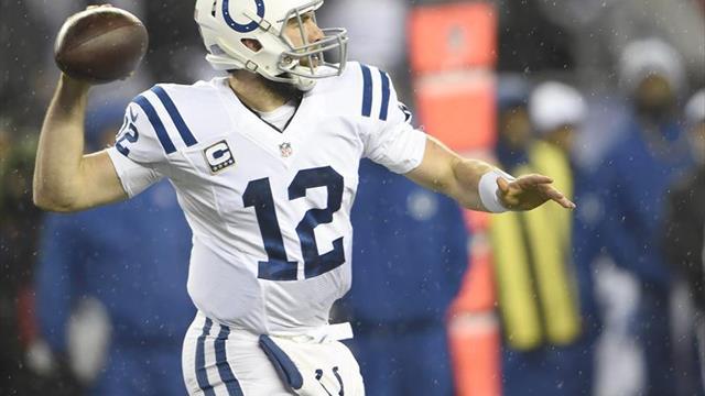 Colts sellan boleto a Kansas City a costa de los Texans