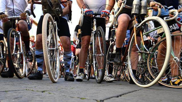 Un coureur cycliste de 90 ans convaincu de dopage — Etats-Unis