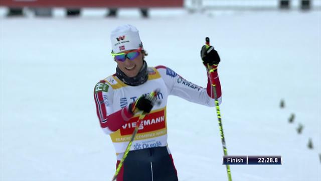 Norway's Riiber wins in Otepaa