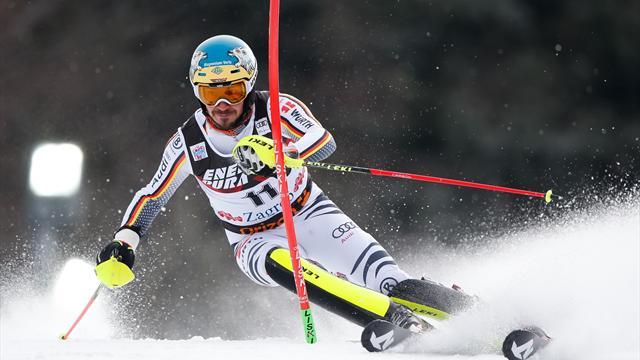 Neureuther startet in Adelboden im Slalom