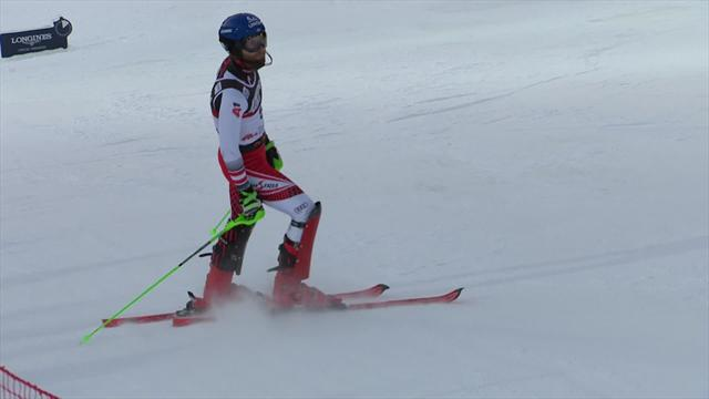 Pressure takes its toll on Schwarz as second run goes wrong in Zagreb