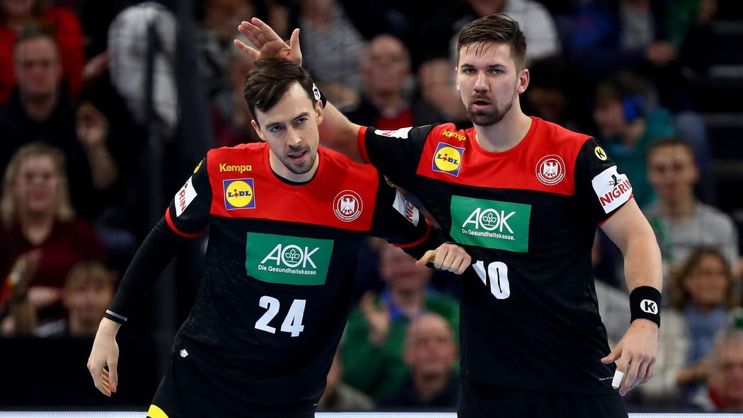 Handball Wm Deutschland Kader Handball 2019 11 05