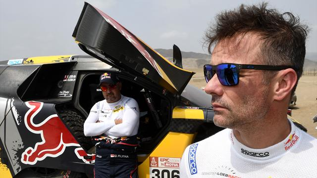 Dakar Portraits : Loeb-Elena, la surprise du chef