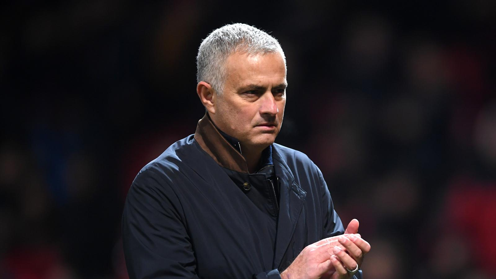 Football news - Jose Mourinho rejects chance to manage Benfica - reports - SuperLiga 2018-2019 ...