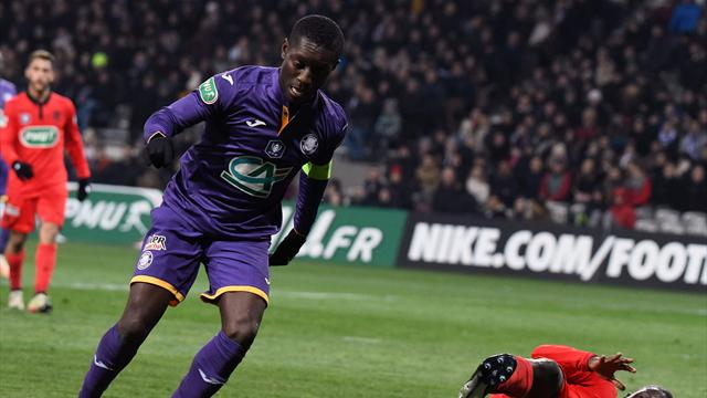 Super Gradel envoie Toulouse en 16es