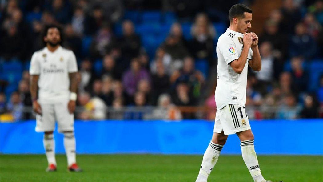Real Sociedad Calendrier.Le Real Madrid Gifle A Domicile Par La Real Sociedad 0 2