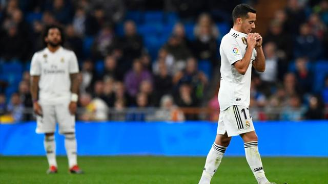 Real Sociedad stun Real Madrid with win at Bernabeu