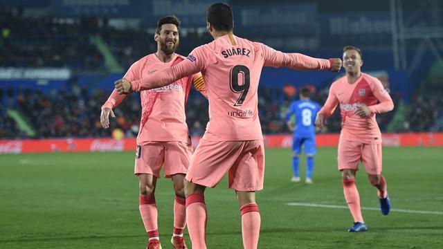 Barça, año nuevo, todo en orden y alguna asignatura pendiente