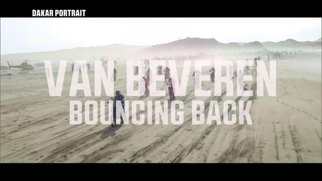"""Dakar, focus su Van Beveren: """"L'incidente dell'anno scorso mi ha reso più forte"""""""