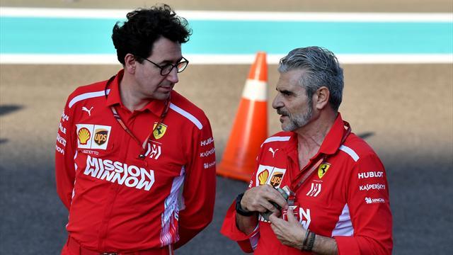 Arrivabene s'en va, Binotto le remplace chez Ferrari — Officiel