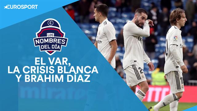 Quejas al VAR, duras portadas por la crisis del Real Madrid y Brahim Díaz, los nombres del día