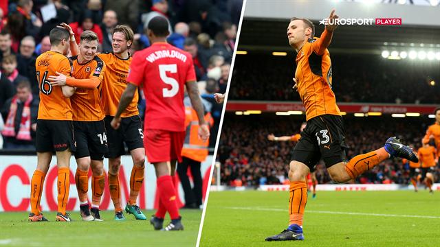 FA Cup-tilbageblik: Da Wolves overraskede alt og alle og ekspederede Liverpool ud af FA Cuppen!