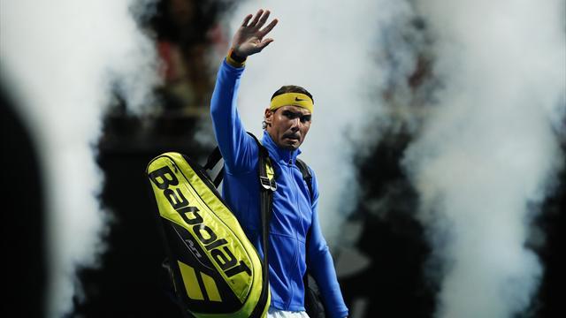 Los mejores momentos de la exhibición Fast4 en Sidney entre Nadal y Kyrgios