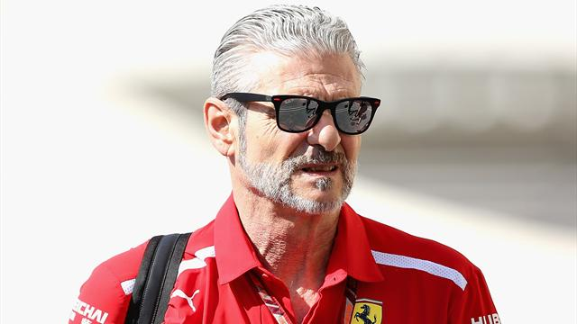 Binotto to replace Arrivabene as Ferrari F1 boss - report