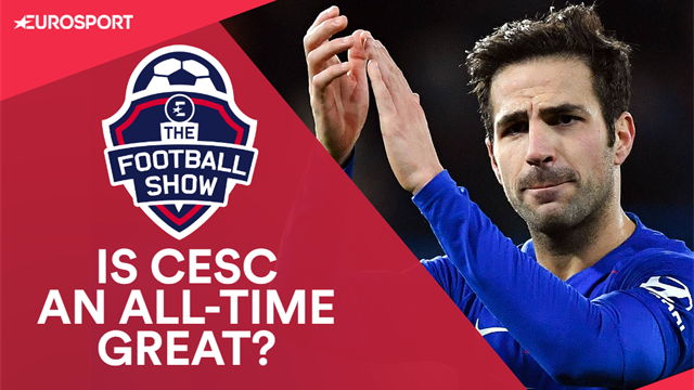 The true greatness of Cesc Fabregas - and why it isn't recognised