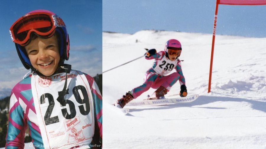 Le prime gare sugli sci di Christof Innerhofer 4d98ac620f9